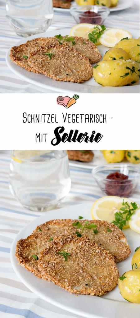 Schnitzel vom Kalb in Haferflocken-Panade | Fleischesser-Alternative: mit Kalbfleisch!