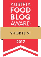 Mit & Ohne Fleisch ist auf der Shortlist des Austria Food Blog Award